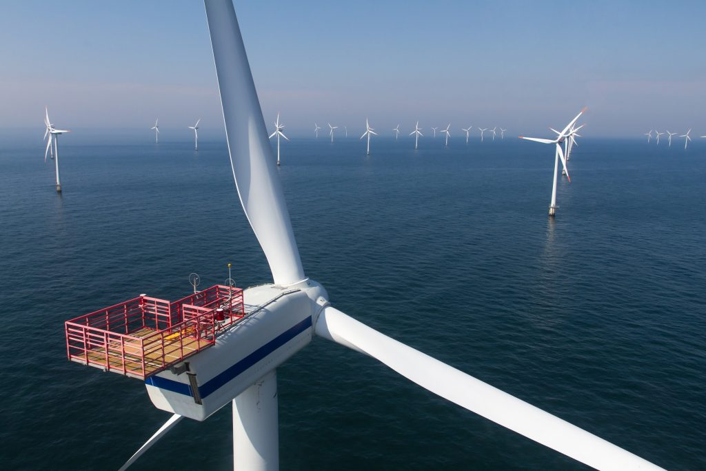 Wind Turbine image | How They Work and Where they are Located