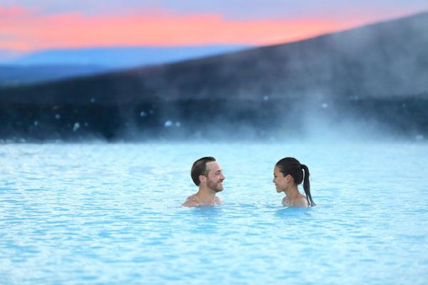 Geothermal Energy Efficiency | - couple thermal-water image