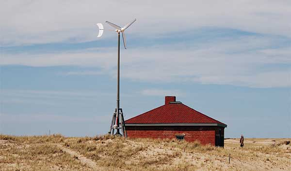 Renewable Energy Conservation | Windmill produced