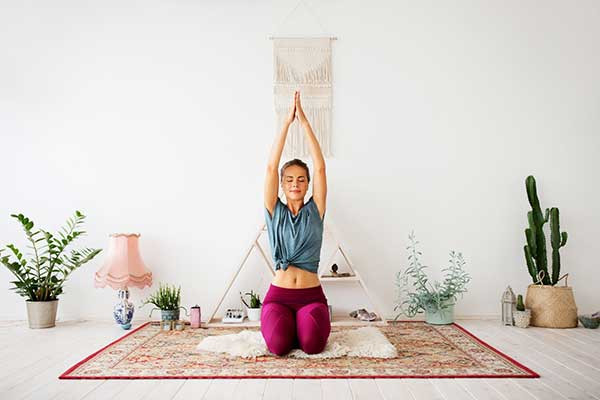 Humidifiers for Health | Yoga Image